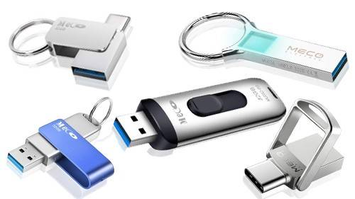 5 Pen drive 32GB MECO